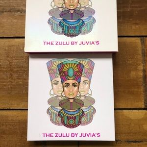 Juvia's Place Zulu palette, BNIB